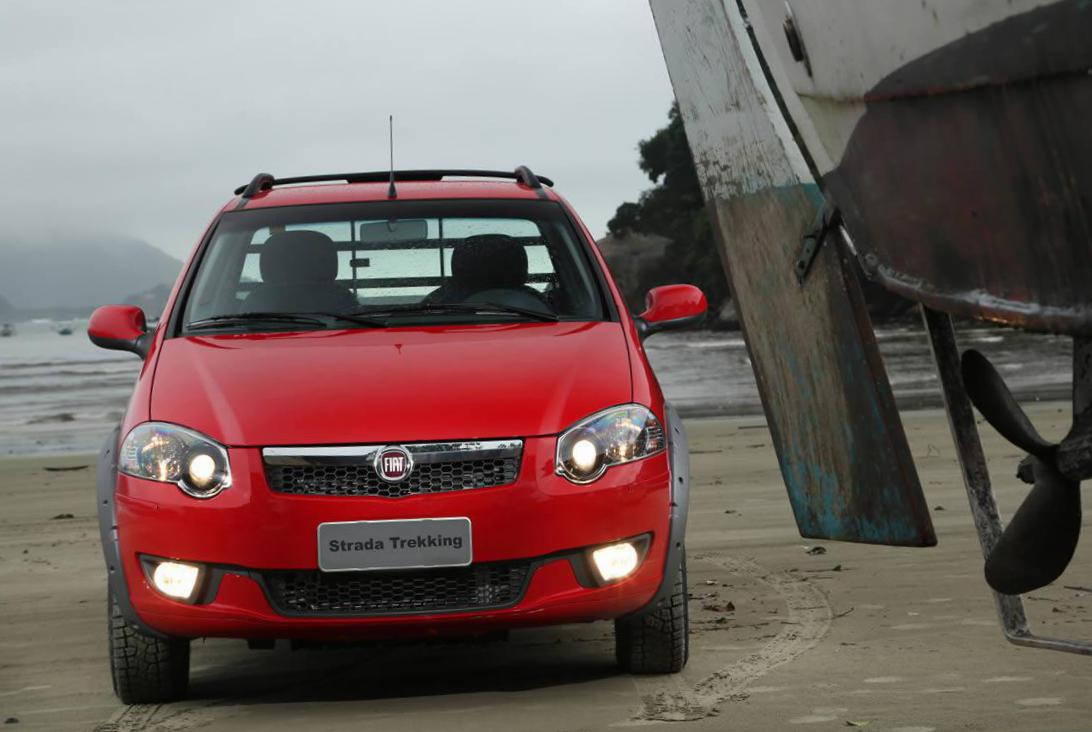 Strada Trekking CD Fiat review van