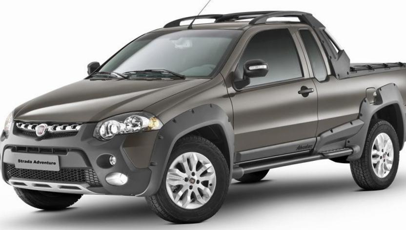 Strada Trekking CD Fiat sale pickup