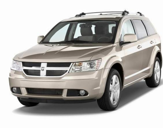 Dodge Journey Specification 2010