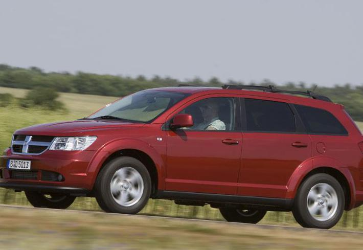 Dodge Journey prices hatchback