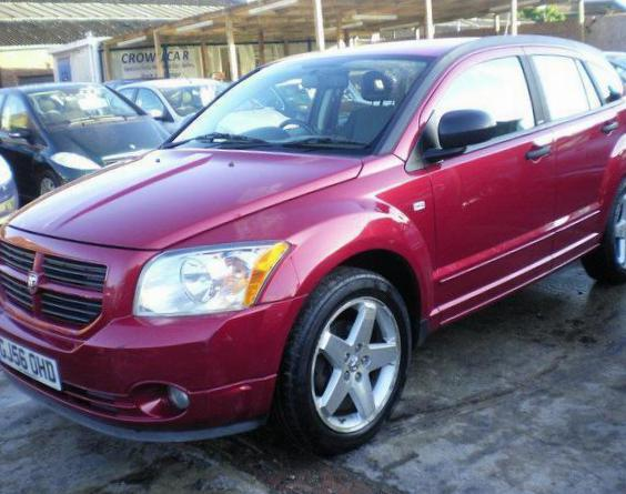 Dodge Caliber how mach 2008