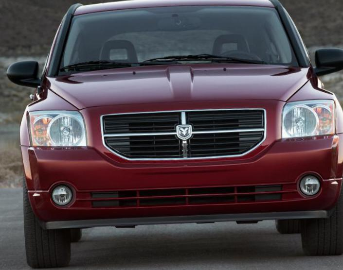 Dodge Caliber review hatchback