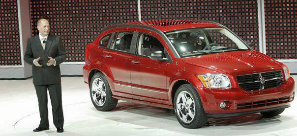 Dodge Caliber usa 2008
