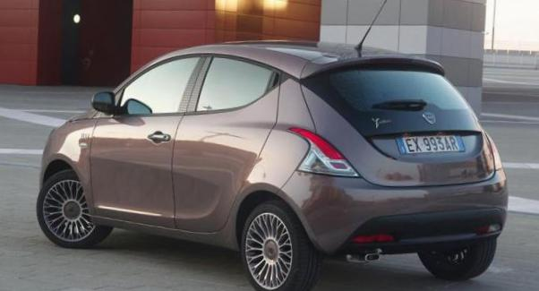 Ypsilon Lancia used 2006