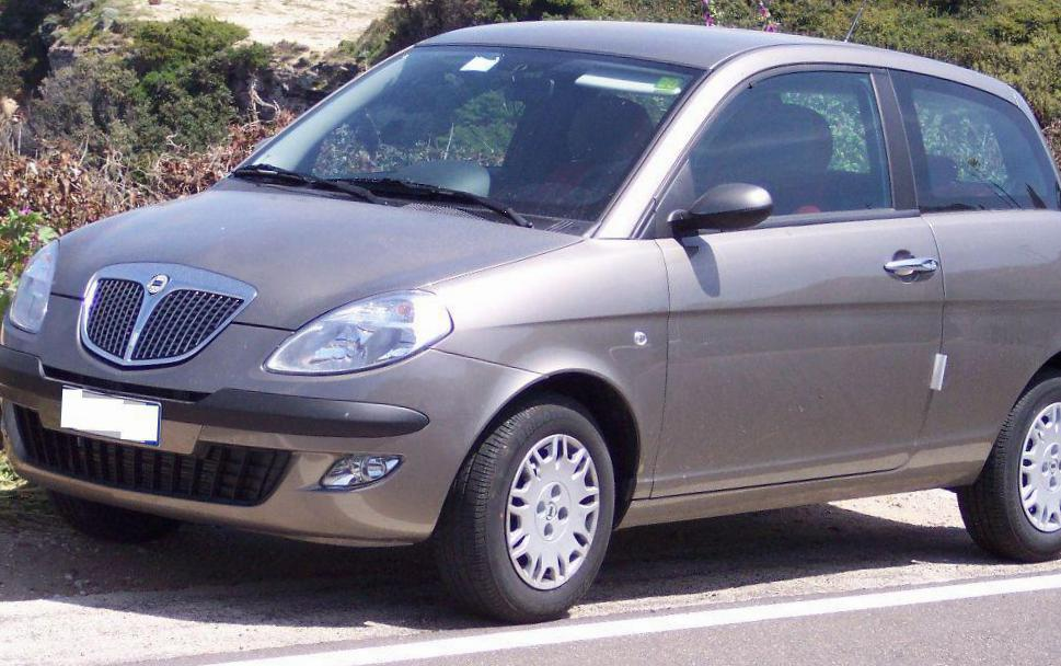 Lancia Ypsilon used wagon