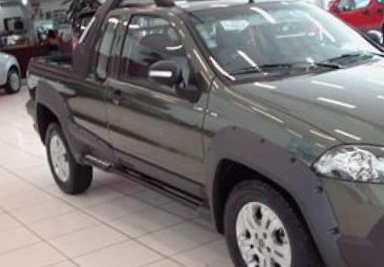 Fiat Strada Adventure CE Specification sedan