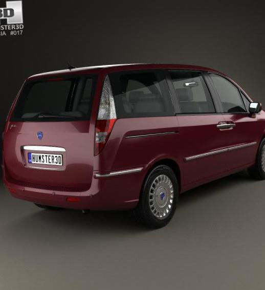 Phedra Lancia Specification 2013