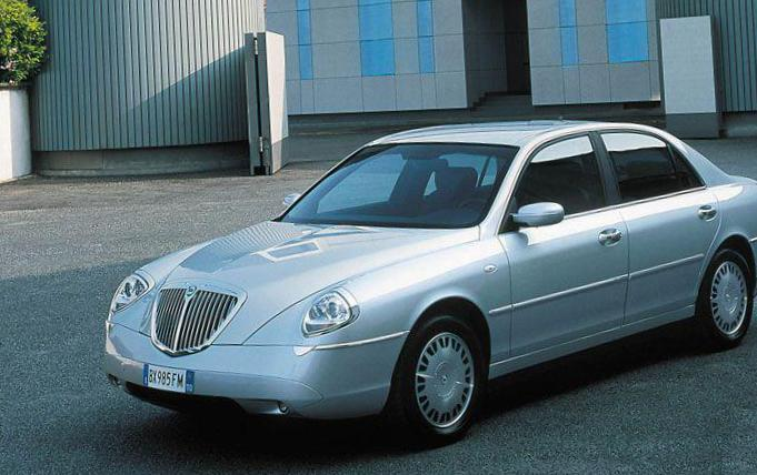 Lancia Thesis cost 2009