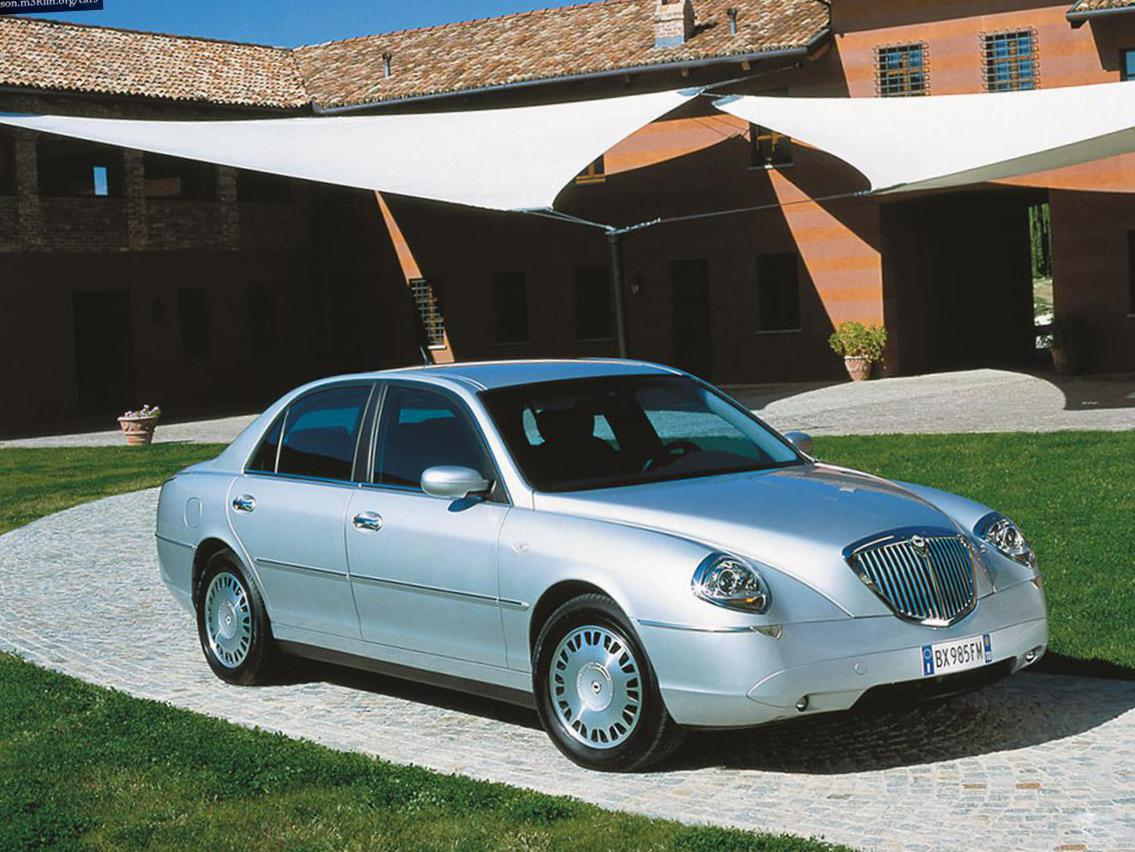lancia thesis photos and specs. photo: lancia thesis parts and 21