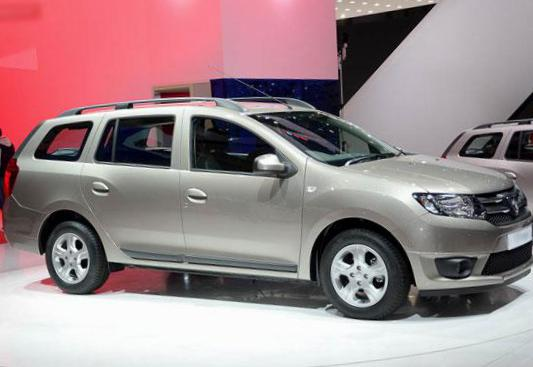 Renault Logan MCV approved 2012