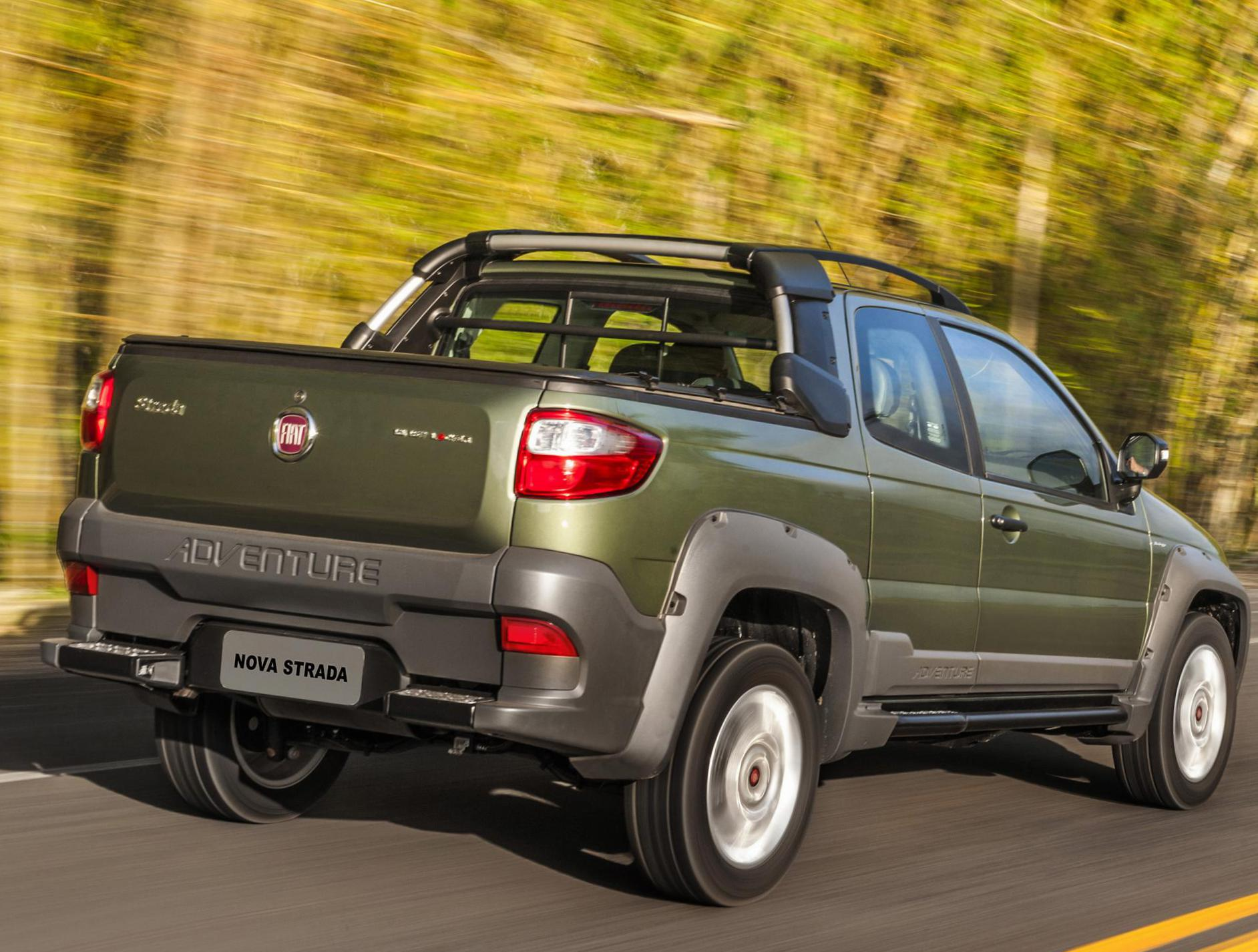 Strada Adventure CD Fiat Specifications 2013