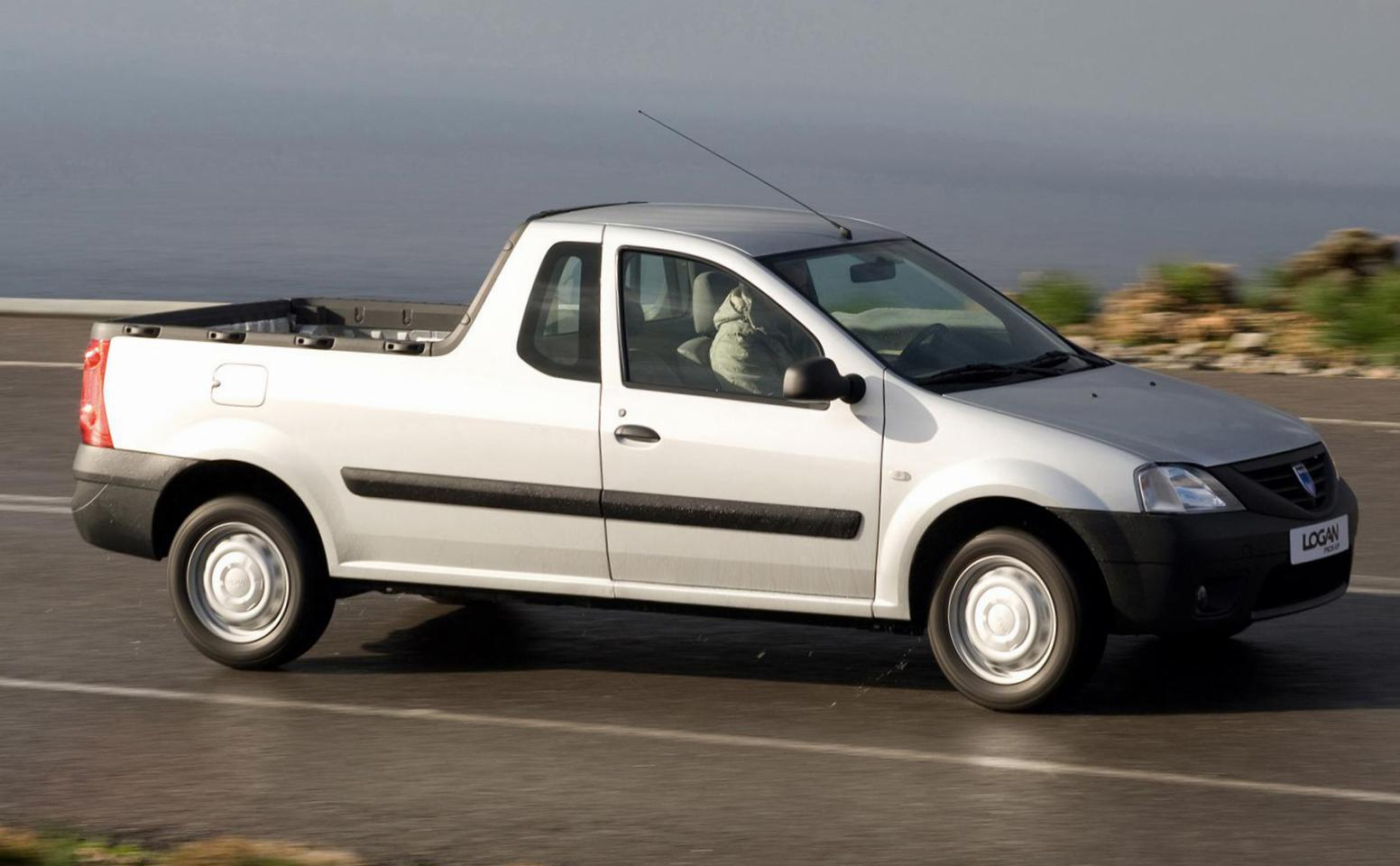 Renault Logan Pick-Up used hatchback