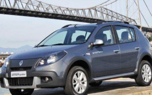 Renault Sandero Stepway for sale 2010