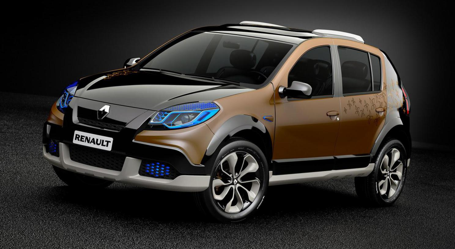 renault sandero stepway photos and specs photo renault sandero stepway specs and 19 perfect. Black Bedroom Furniture Sets. Home Design Ideas