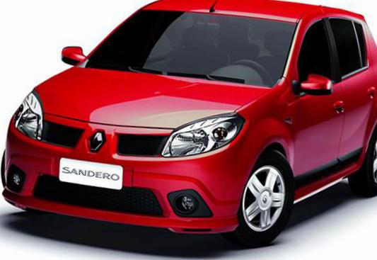 Sandero Stepway Renault review 2005