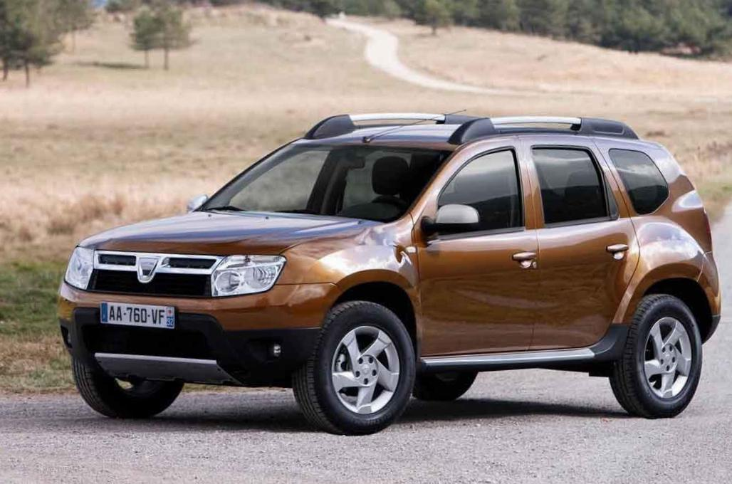 Renault Duster concept 2004