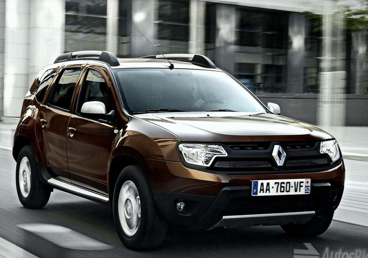 Renault Duster used 2013