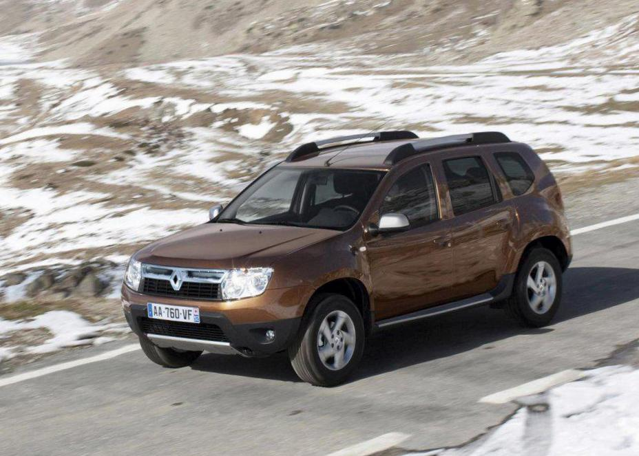 Renault Duster auto 2011