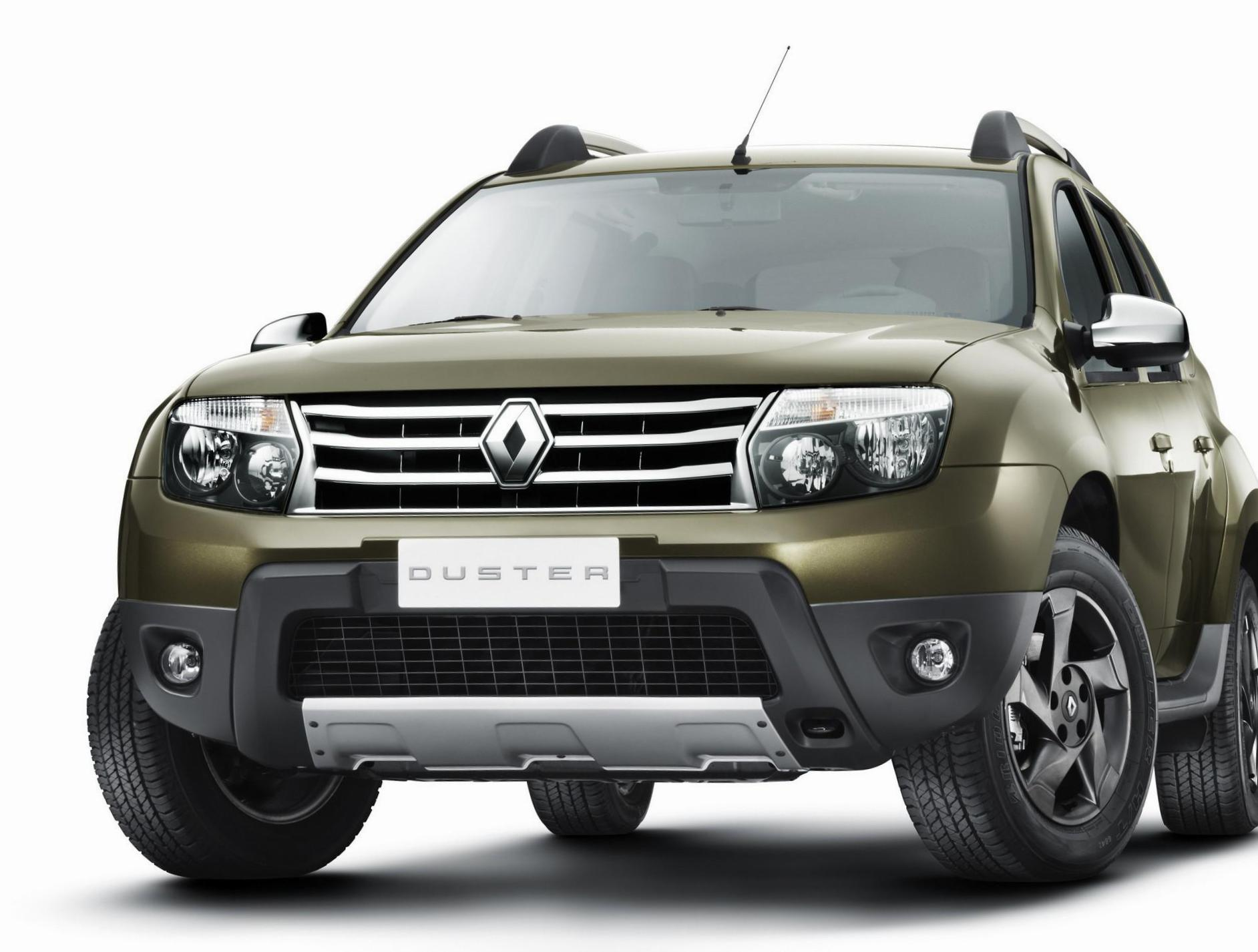 Renault Duster concept 2014