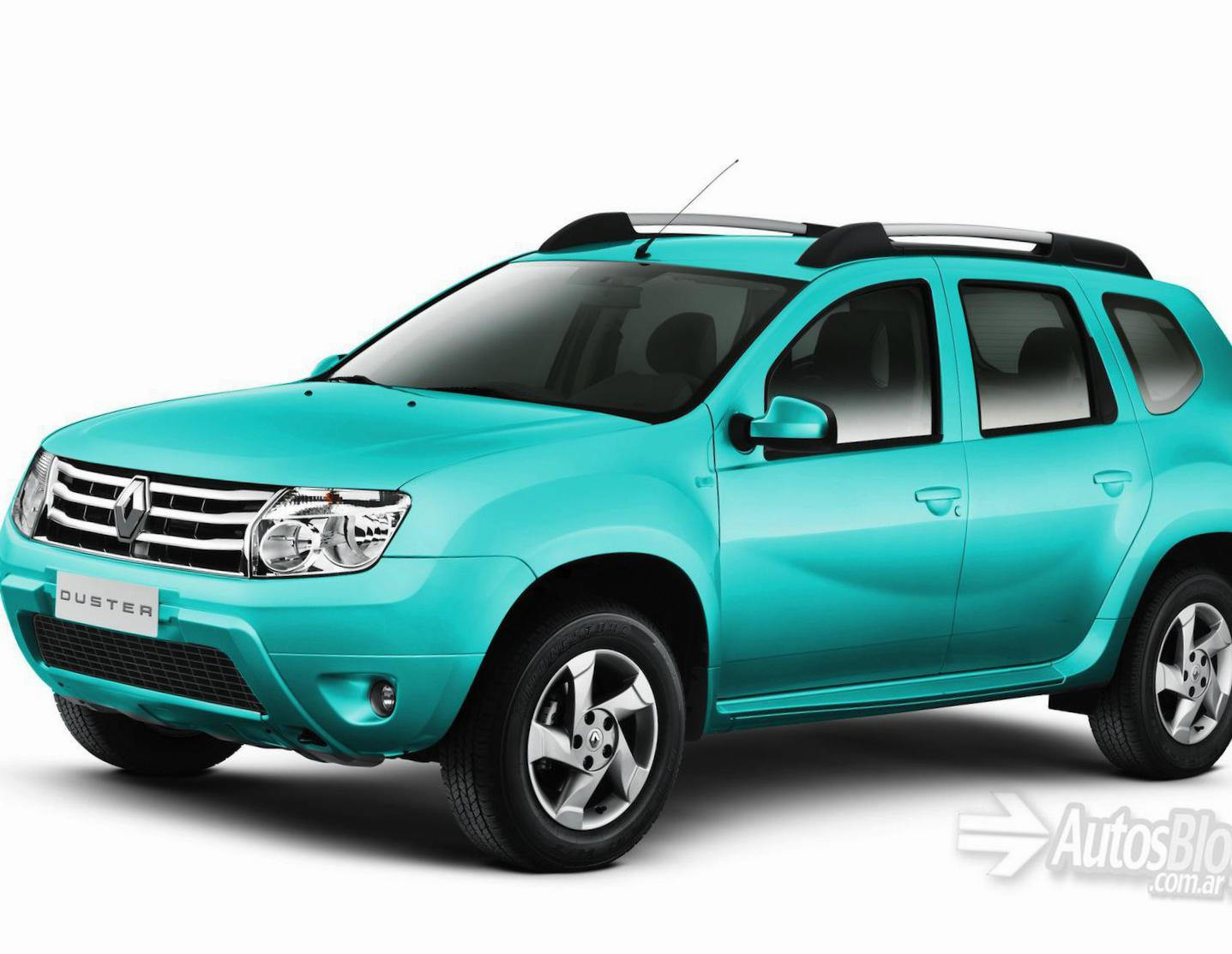 Renault Duster how mach 2010