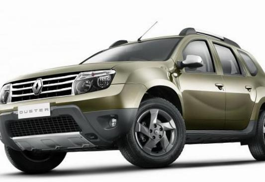 Renault Duster prices 2012