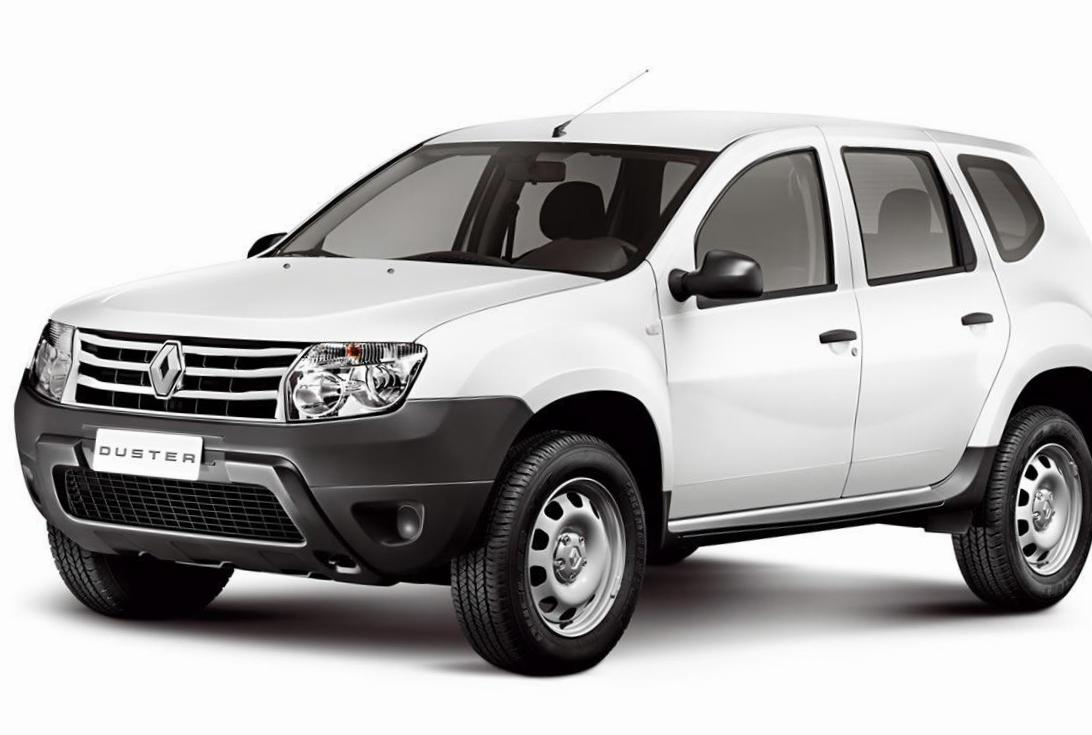 Renault Duster used wagon