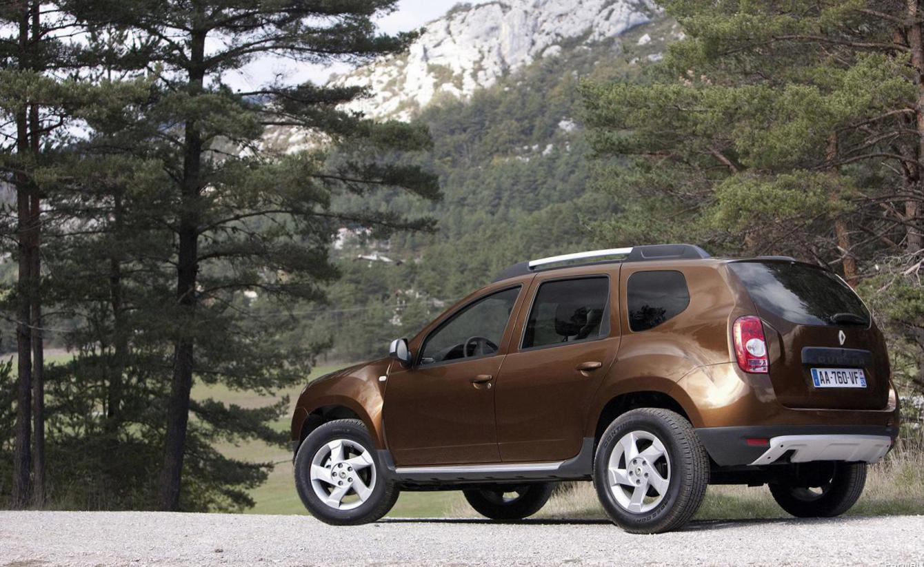 Duster Renault concept 2014