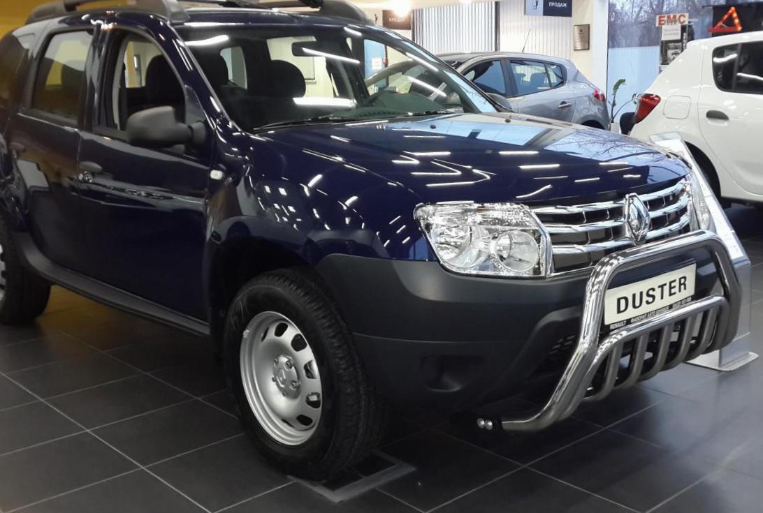 Duster Renault lease hatchback