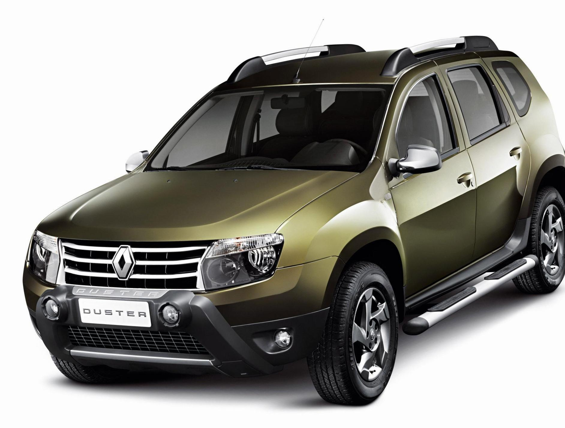 Duster Renault sale 2012