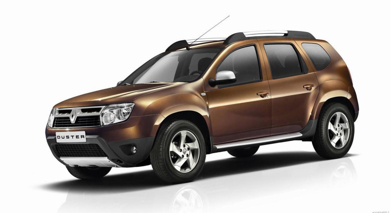 Renault Duster approved 2014