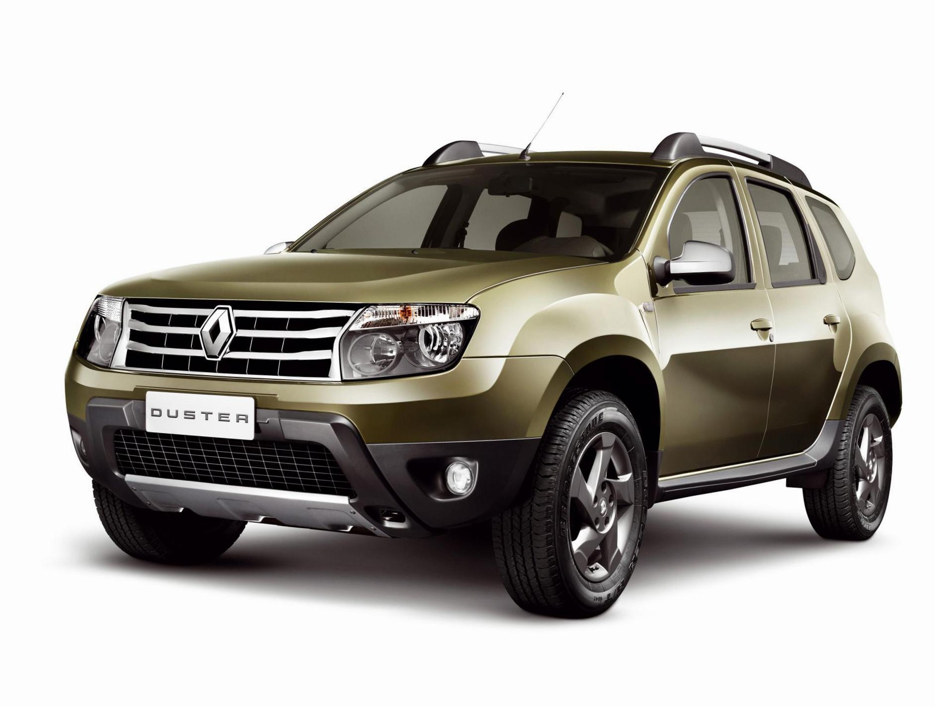 Renault Duster auto 2014