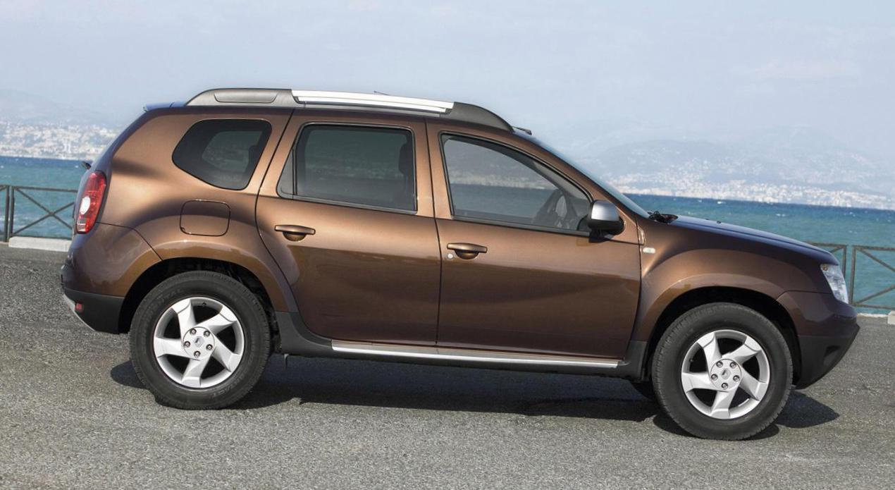 Renault Duster concept 2013