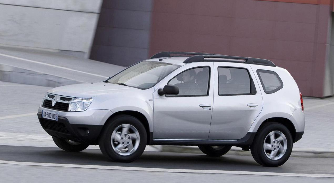 Renault Duster price 2006