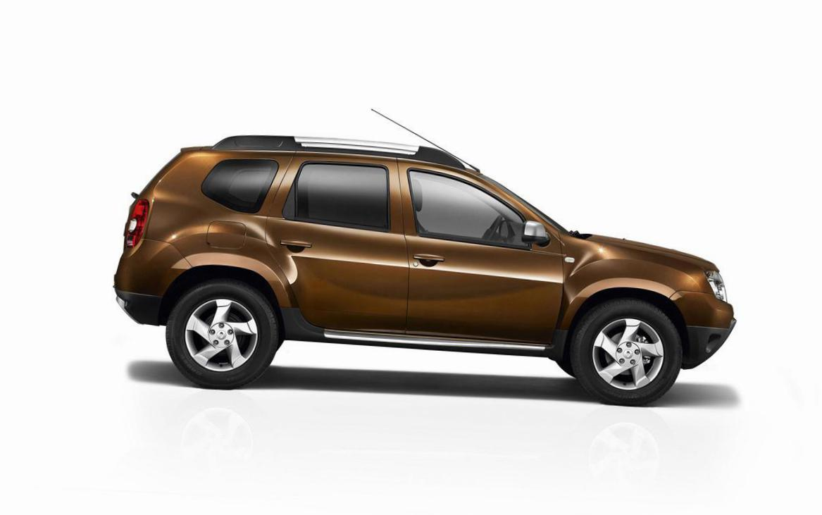 Renault Duster Specifications 2011