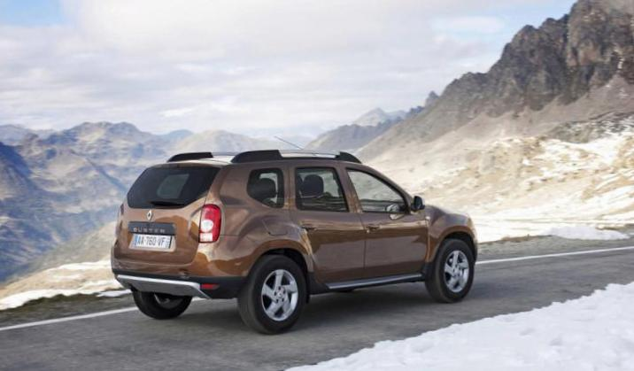 Renault Duster used 2011