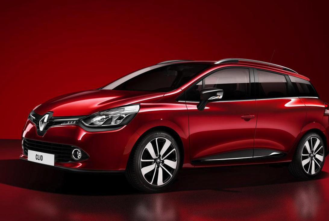 Clio Estate Renault parts 2015
