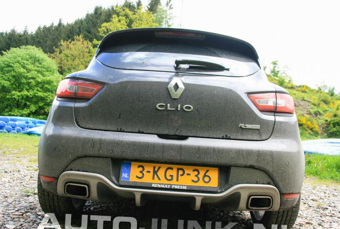 Renault Clio R.S. approved suv