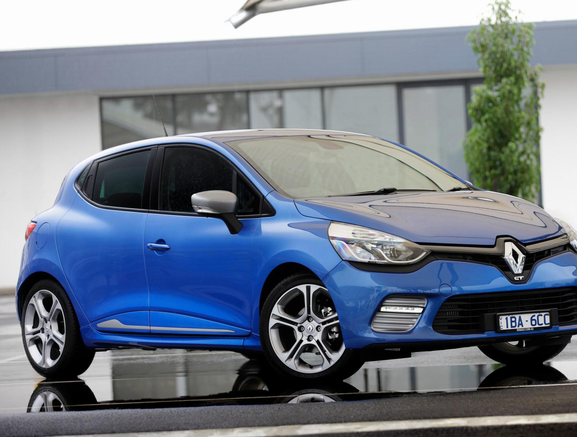 Renault Clio GT used 2013
