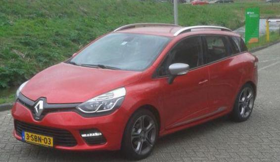 Clio Estate GT Renault tuning sedan