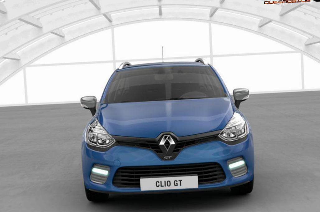 Renault Clio Estate GT used 2009