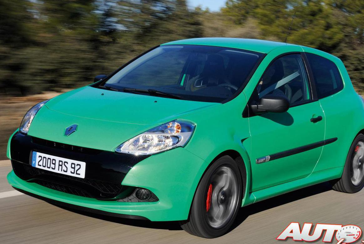 Clio R.S. Renault approved 2011