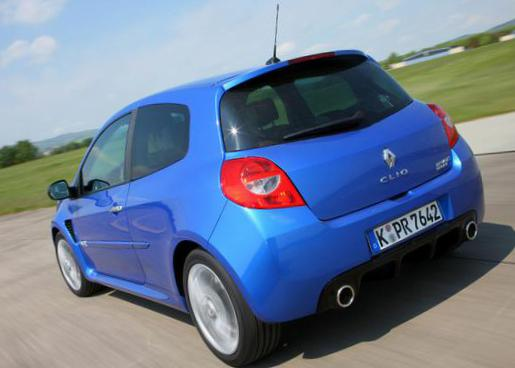 Renault Clio R S  Photos and Specs  Photo: Clio R S  Renault models