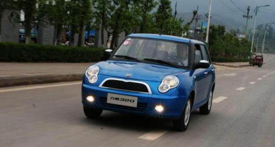 Lifan 320 prices hatchback