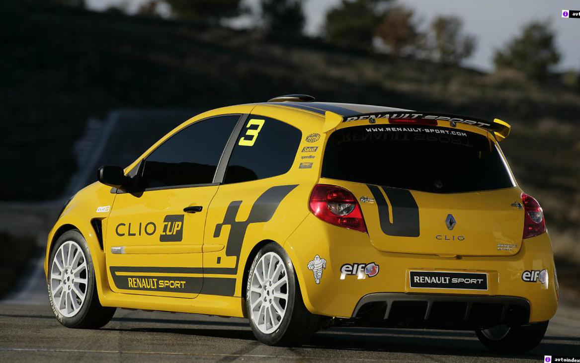 Clio Sport Renault prices liftback