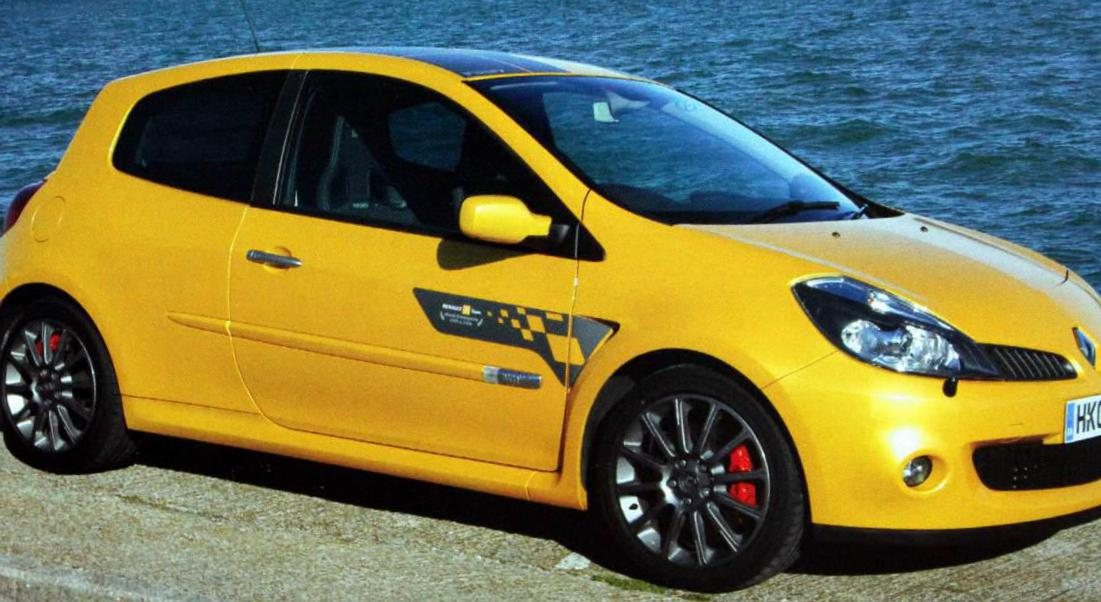 Clio Sport Renault used hatchback