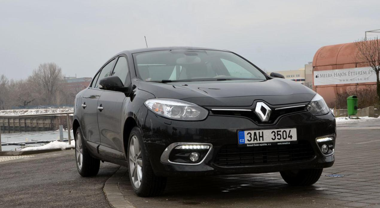 Fluence Renault cost coupe