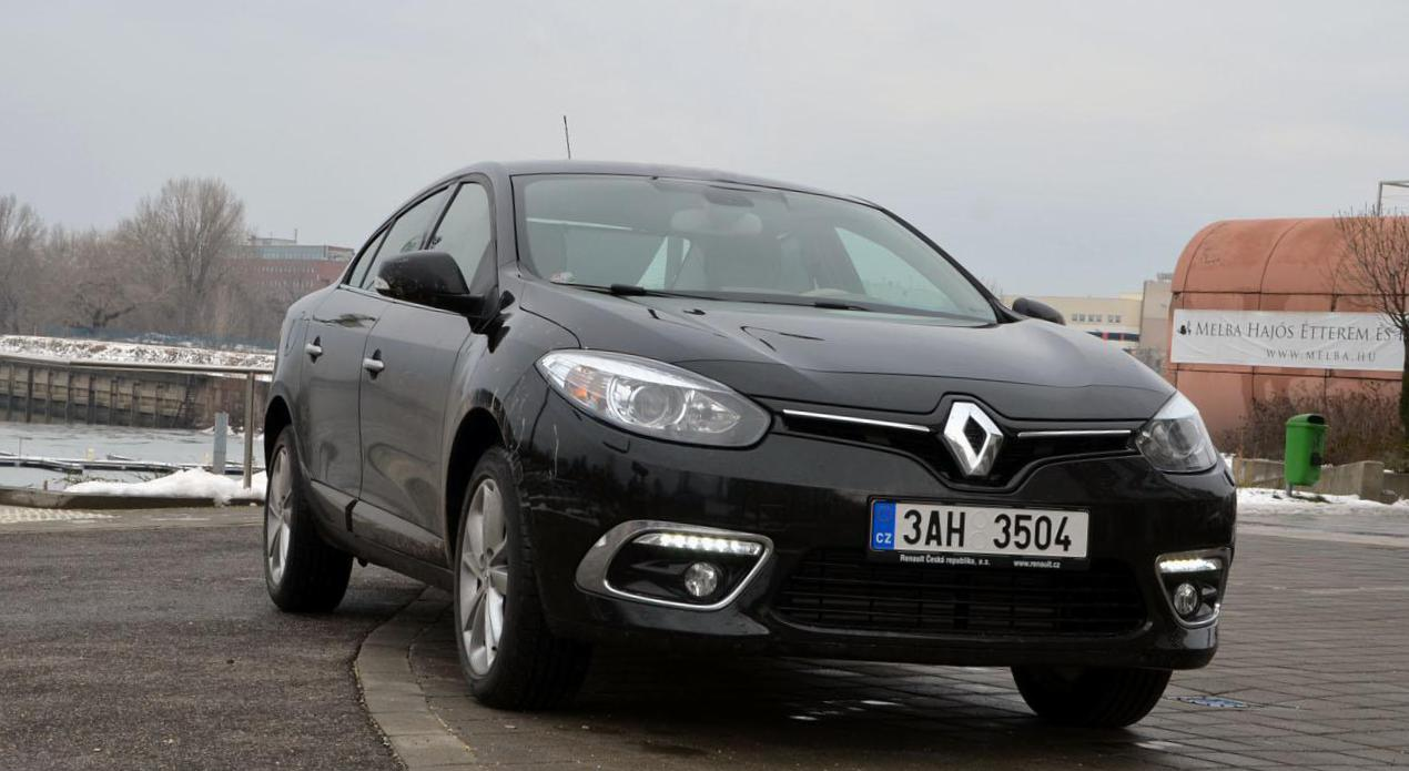 Fluence Renault review cabriolet