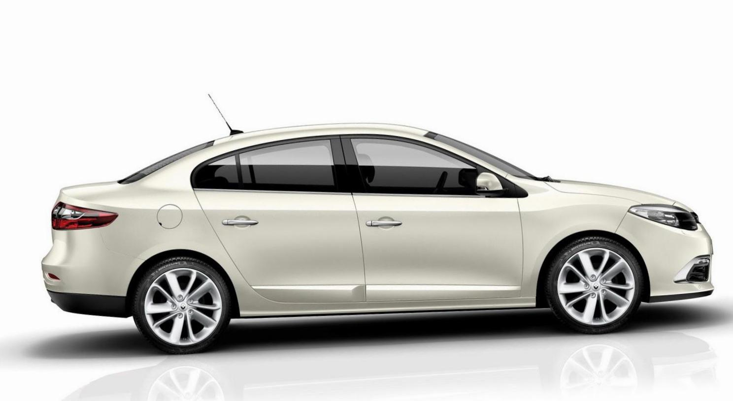 Renault Fluence approved 2010