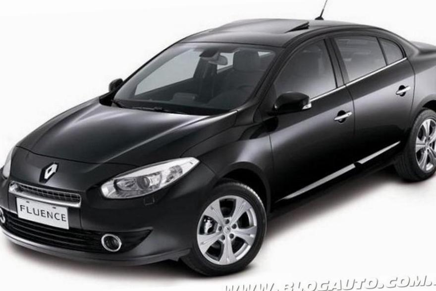 Renault Fluence parts hatchback