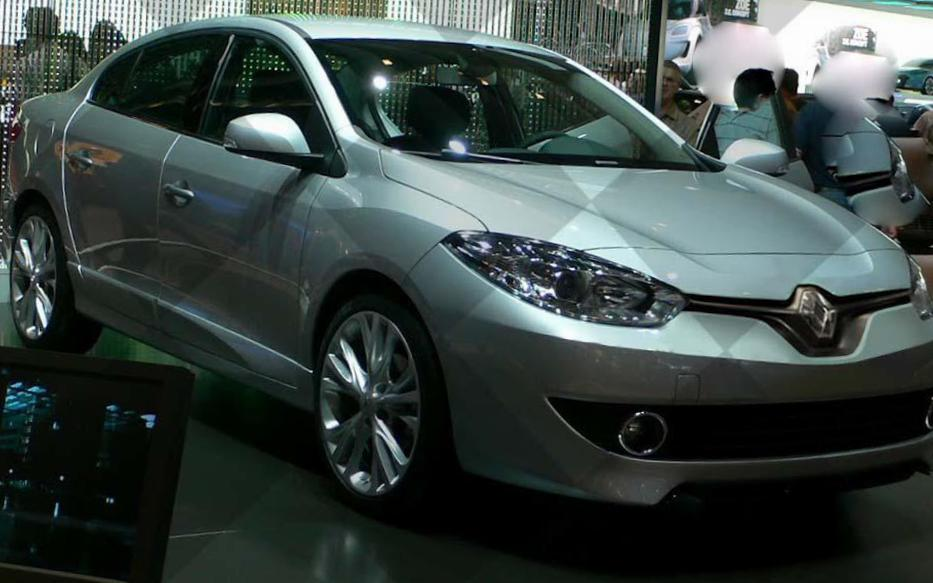 Renault Fluence usa 2008